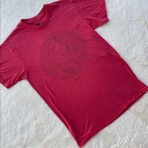 O'Neill Cotton Blend T-Shirt Tee sz S